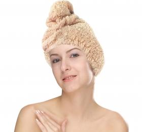 速乾擦髮帽